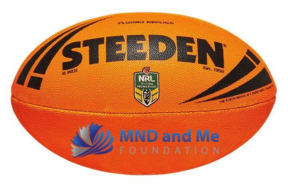 MND & Me NRL Tipping Comp
