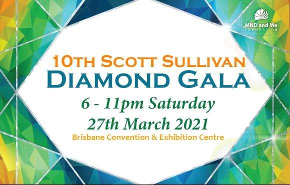 Scott Sullivan Gala Dinner 2021