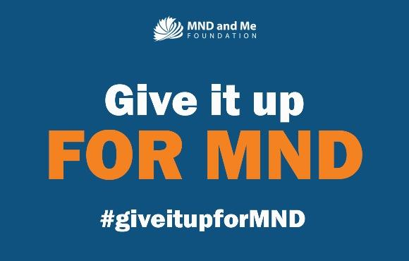 Give It Up For MND